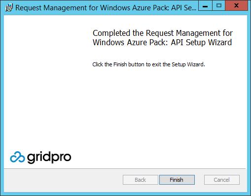Request management for wap deployment guide – gridpro help center.